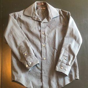 Like new Boys Michael Kors button up shirt